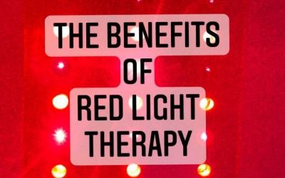 RED LIGHT THERAPY and SKIN
